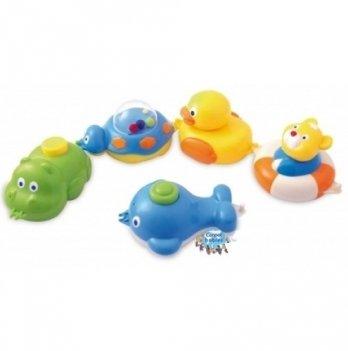 Игрушки для купания Canpol babies Хоровод