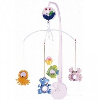 Мобиль в кроватку Canpol babies Водный мир, пластиковый