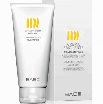 Увлажняющий крем для сухой кожи Babe Laboratorios 200 мл