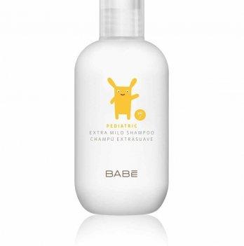 Супермягкий шампунь детский Babe Laboratorios 200 мл