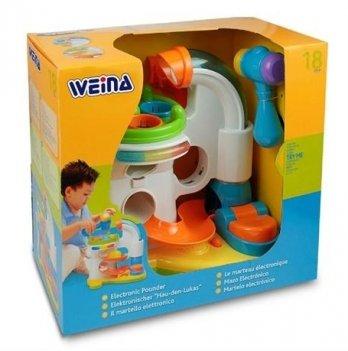 Игрушка «Электронный молоток» Weina