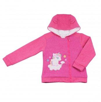 Кофта для девочки Danaya 2-6 лет Розовый 200/H18
