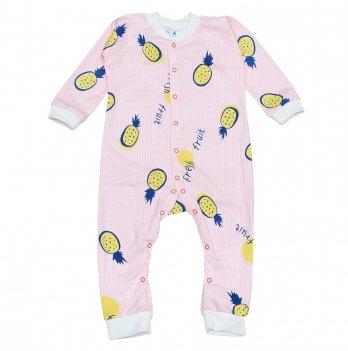 Человечек детский Minikin I Like 1-2 года Розовый 2010803