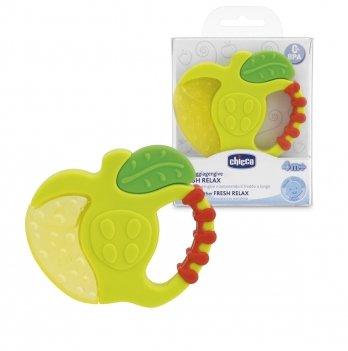 Прорезыватель для зубов Fresh Relax Chicco Яблоко