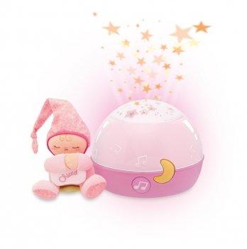 Игрушка-проектор Chicco Звезды Розовый 02427.10