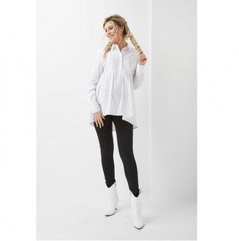 Рубашка для беременных и кормящих Dianora Белый 2012 0173