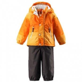 Зимний костюм (куртка и полукомбинезон) Reima Оранжевый 513076
