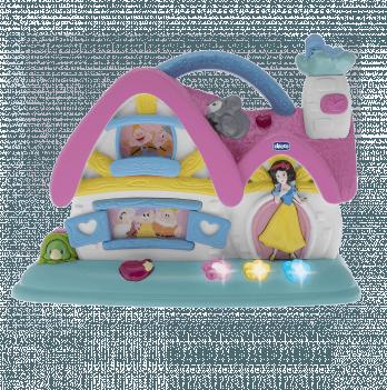 Музыкальная игрушка Chicco Домик Белоснежки и 7 гномов