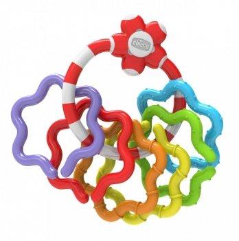 Игрушка-погремушка Кольца Chicco 05954.00
