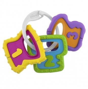 Игрушка-погремушка Ключи Chicco 05953.00