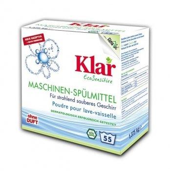 Органическое средство для посудомоечных машин Klar 1,375 кг