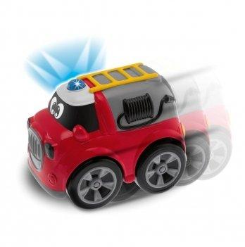 Машинка инерционная Пожарная Turbo Team Chicco 07902.00