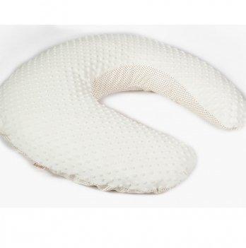 Подушка для беременных Twins Minky 1201.188.02 бежевый