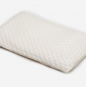 Подушка в кроватку Twins Minky 40 х 60 см, white