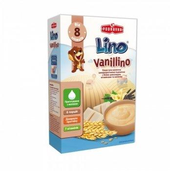 Каша пшеничная Podravka Lino Vanillino молочная, с белым шоколадом и ванилью 200 г
