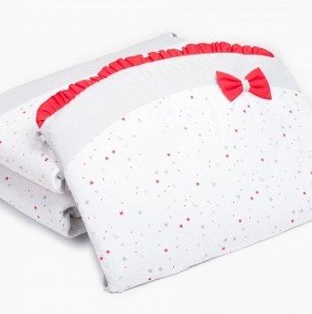 Бампер в кроватку Twins Premium Starlet, P-020