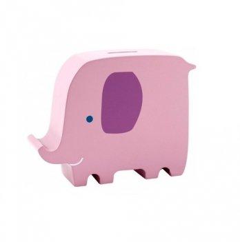 Копилка деревянная Pearhead Слон