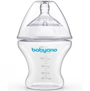Бутылка антиколиковая, BabyOno