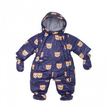 Детский зимний комбинезон-трансформер Merrygoround, Bear