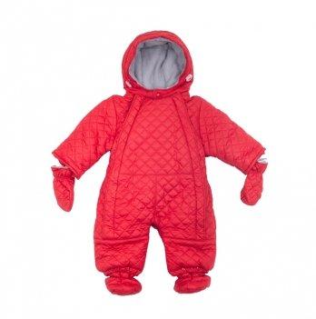 Детский зимний комбинезон-трансформер Merrygoround, Red
