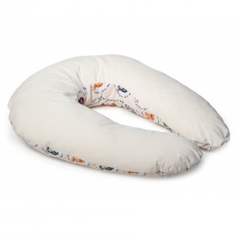 Подушка для беременных Twins Velvet Бежевый