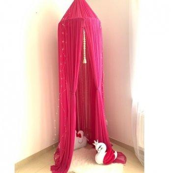 Балдахин-шатер Twins Розовый