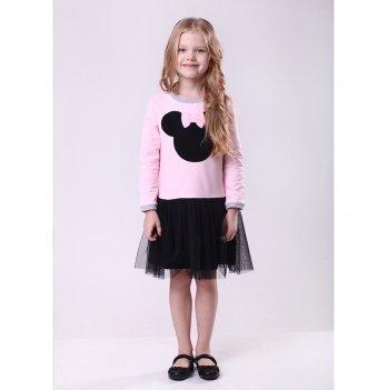 Детское платье Vidoli Розовый G-19837W-1