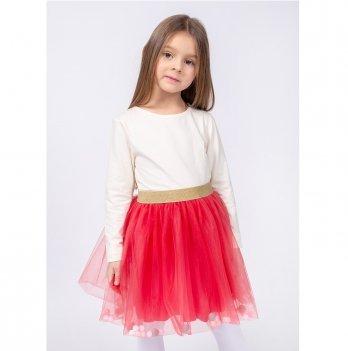 Детская юбка Vidoli Коралловый G-19840W