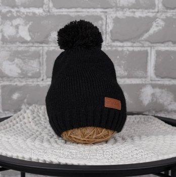 Вязаная шапочка Lucky Magbaby Черный
