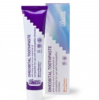 Зубная паста Omeobital, Argital, 75 мл