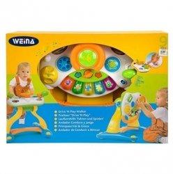Игровой центр ходунки-каталка Weina