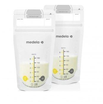 Пакеты для хранения молока Medela 008.0419 4 шт