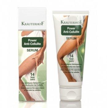 Сыворотка антицеллютная Anti Cellulite, Krauterhof