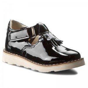 Туфли кожаные Mrugala черные