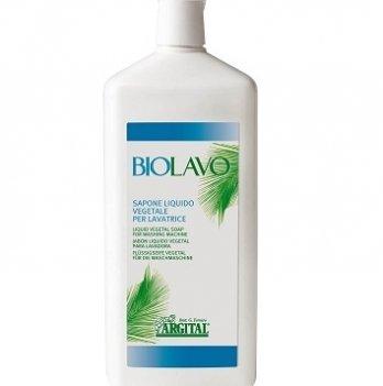 Жидкое растительное мыло для стиральной машины Argital Biolavo 1 л