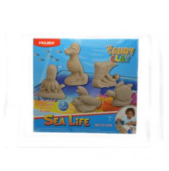 Кинетический песок Paulinda 140017 Sea life 2
