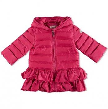 Куртка красная с флисовой подкладкой BRUMS