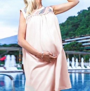 Нежное платье беременной, Gepur, 21729