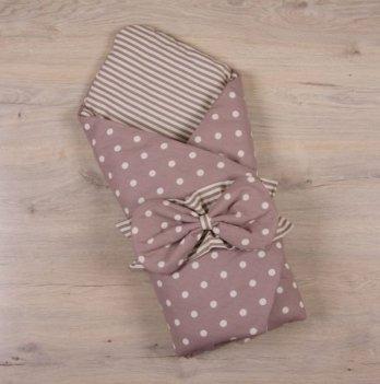 Зимний конверт-одеяло Бетис Вишенка Бордо