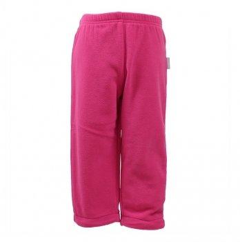 Детские штаны на флисе Huppa Billy Розовый 2201BASE-00063