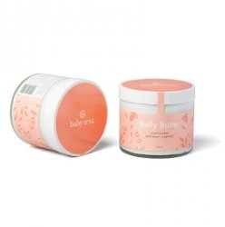 BT NATURAL Belly Butter pregnancy Крем на основе масла Ши Baby Teva, для ухода за кожей живота в период беременности