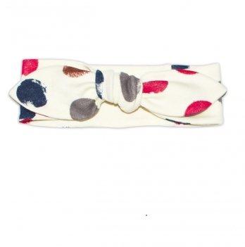Повязка-солоха для девочки Veres Sweet Unicorn Молочный 105-5.87