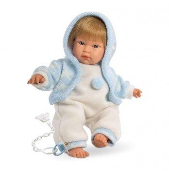 Интерактивная кукла Llorens Куки 30 см 30001