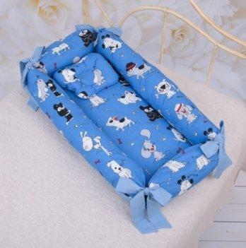 Кокон-беби Веселі звірята Бетис 27681409 голубой