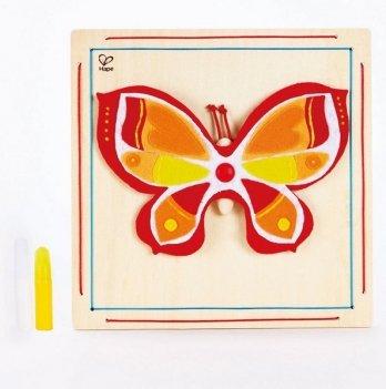 Набор для творчества Hape Прекрасная бабочка