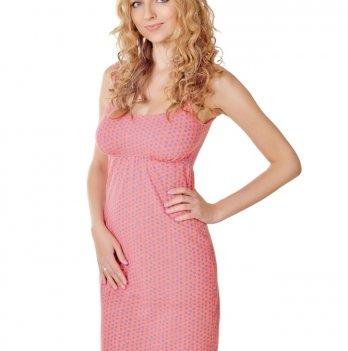 Ночная рубашка для беременных и кормящих Мамин дом Love, 24141