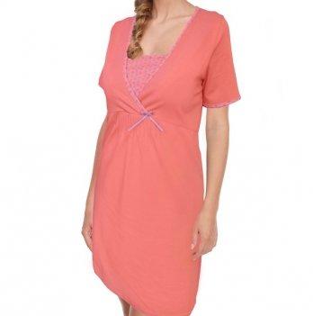 Ночная рубашка для беременных и кормящих Мамин дом Harmony, 24160