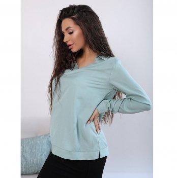 Блуза для беременных To Be Лазурный 0305634