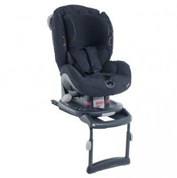 Детское автокресло BeSafe iZi Comfort X3 ISOfix, группа I, 9-18 кг, 9 мес.- 4 года, black, чёрное