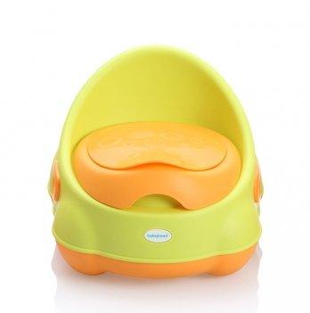 Горшок Babyhood, Изобретатель, зеленый
